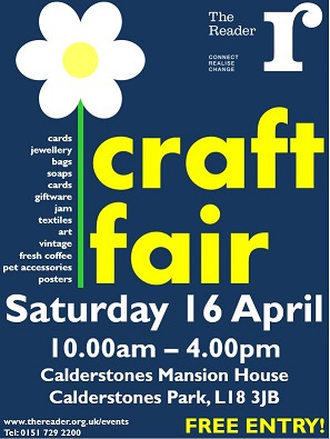 Craft Fair leaflet